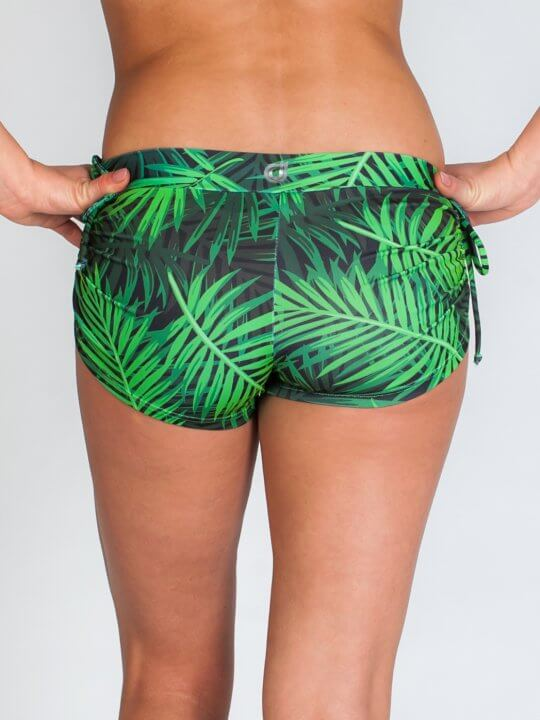 Wonder rövidnadrág leaf - jóga alsó: női fitness rövidnadrág, hot yoga shorts for women, athletic shorts womens, shorts for women, best yoga shorts, workout shorts