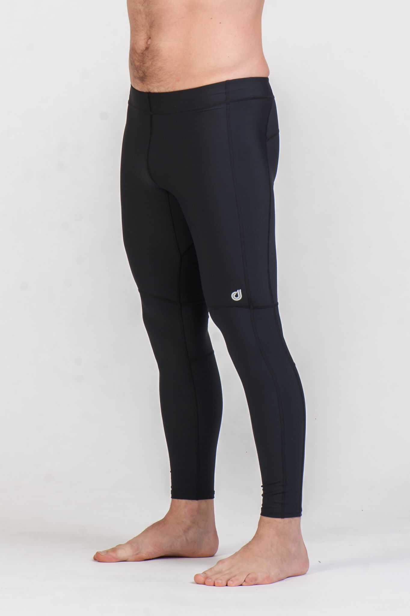 b73d9cd415 Man Up Férfi Leggings Fekete | DogDays Yoga Wear